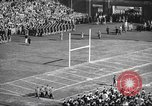 Image of Army Navy football game United States USA, 1949, second 11 stock footage video 65675062404