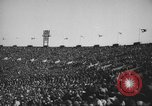 Image of Army Navy football game United States USA, 1949, second 7 stock footage video 65675062406