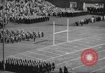 Image of Army Navy football game United States USA, 1949, second 2 stock footage video 65675062407