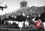 Image of Army Navy football game United States USA, 1949, second 3 stock footage video 65675062408