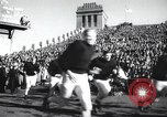 Image of Army Navy football game United States USA, 1949, second 5 stock footage video 65675062408