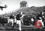 Image of Army Navy football game United States USA, 1949, second 6 stock footage video 65675062408