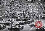 Image of Army Navy football game United States USA, 1949, second 2 stock footage video 65675062410