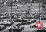 Image of Army Navy football game United States USA, 1949, second 6 stock footage video 65675062410