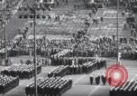 Image of Army Navy football game United States USA, 1949, second 8 stock footage video 65675062410