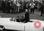 Image of President Dwight D Eisenhower Washington DC USA, 1953, second 7 stock footage video 65675062428
