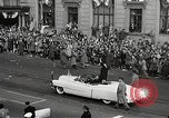 Image of President Dwight D Eisenhower Washington DC USA, 1953, second 9 stock footage video 65675062428