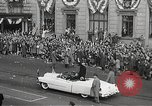 Image of President Dwight D Eisenhower Washington DC USA, 1953, second 10 stock footage video 65675062428