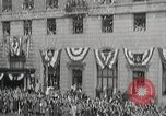 Image of President Dwight D Eisenhower Washington DC USA, 1953, second 11 stock footage video 65675062428