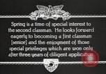 Image of West Point cadets Virginia United States USA, 1931, second 7 stock footage video 65675062471