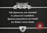 Image of West Point cadets United States USA, 1931, second 5 stock footage video 65675062476