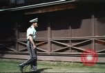 Image of West Point Camp Buckner summer activities West Point New York USA, 1969, second 3 stock footage video 65675062488