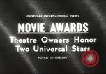 Image of Theater Owners Convention New York United States USA, 1963, second 1 stock footage video 65675062494