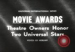 Image of Theater Owners Convention New York United States USA, 1963, second 2 stock footage video 65675062494