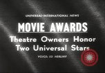 Image of Theater Owners Convention New York United States USA, 1963, second 4 stock footage video 65675062494
