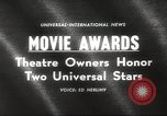 Image of Theater Owners Convention New York United States USA, 1963, second 5 stock footage video 65675062494