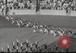 Image of football match Seattle Washington USA, 1963, second 9 stock footage video 65675062495