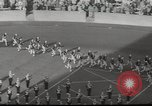 Image of football match Seattle Washington USA, 1963, second 10 stock footage video 65675062495