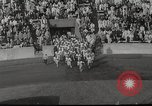 Image of football match Seattle Washington USA, 1963, second 12 stock footage video 65675062495
