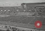 Image of football match Chicago Illinois USA, 1963, second 7 stock footage video 65675062496