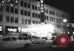 Image of film premier Los Angeles California USA, 1961, second 8 stock footage video 65675062501