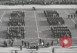 Image of Army Navy football game with President John Kennedy Philadelphia Pennsylvania USA, 1962, second 6 stock footage video 65675062502