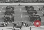 Image of Army Navy football game with President John Kennedy Philadelphia Pennsylvania USA, 1962, second 8 stock footage video 65675062502
