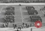 Image of Army Navy football game with President John Kennedy Philadelphia Pennsylvania USA, 1962, second 9 stock footage video 65675062502