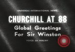 Image of Winston Churchill United Kingdom, 1962, second 3 stock footage video 65675062505