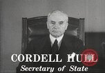 Image of Roosevelt's cabinet United States USA, 1935, second 7 stock footage video 65675062507