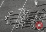 Image of football match Los Angeles California USA, 1955, second 4 stock footage video 65675062514