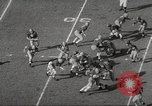 Image of football match Los Angeles California USA, 1955, second 5 stock footage video 65675062514