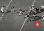 Image of football match Los Angeles California USA, 1955, second 6 stock footage video 65675062514