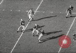 Image of football match Los Angeles California USA, 1955, second 7 stock footage video 65675062514