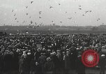 Image of released pigeons Jackson Heights Long Island New York USA, 1932, second 10 stock footage video 65675062521