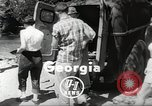 Image of gold seekers Dahlonega Georgia USA, 1951, second 2 stock footage video 65675062528