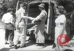 Image of gold seekers Dahlonega Georgia, 1951, second 4 stock footage video 65675062528