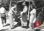 Image of gold seekers Dahlonega Georgia, 1951, second 5 stock footage video 65675062528