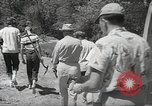 Image of gold seekers Dahlonega Georgia USA, 1951, second 7 stock footage video 65675062528