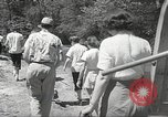 Image of gold seekers Dahlonega Georgia, 1951, second 9 stock footage video 65675062528