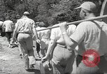 Image of gold seekers Dahlonega Georgia USA, 1951, second 10 stock footage video 65675062528