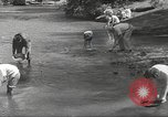 Image of gold seekers Dahlonega Georgia, 1951, second 17 stock footage video 65675062528