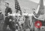 Image of John Ederer Seattle Washington USA, 1953, second 2 stock footage video 65675062540