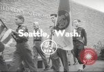 Image of John Ederer Seattle Washington USA, 1953, second 3 stock footage video 65675062540