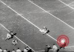 Image of football match Los Angeles California USA, 1953, second 11 stock footage video 65675062542