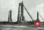 Image of V-2 missiles Germany, 1943, second 1 stock footage video 65675062543