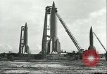 Image of V-2 missiles Germany, 1943, second 12 stock footage video 65675062543