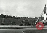 Image of A-4 missile Peenemunde Germany, 1943, second 5 stock footage video 65675062550