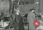 Image of A-4 missile Peenemunde Germany, 1943, second 7 stock footage video 65675062551