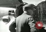 Image of German technicians work on V-2 missile propulsion unit Blizna Poland, 1944, second 2 stock footage video 65675062554
